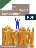 Ex-Diploma in Project Management Course Description