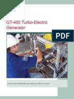 5281 GT-400 Turbo-Electric Generator
