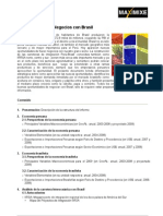 Brasil-Oportunidades de Negocio