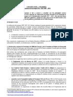 Diagnostico de Colombia x La UE
