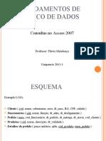 Banco de Dados Exemplo de Consultas