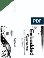 Embedded Systems -Raj Kamal