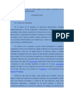 Cuadro Comparativo de Los Tres Modelos de Estado Existente en El Panorama Mundial Contemporaneo