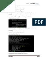 Instalasi Web Server pada debian 5 lenny