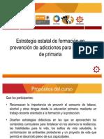 Prevencion de Adicciones.curso