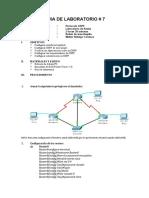 Configurar Routers