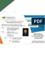 Tridec Membership Luncheon