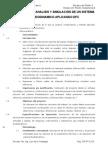 Esquema Proy DFC Mecanica de Fluidos II