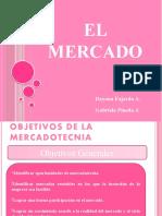 DIASPOSITIVAS EL MERCADO