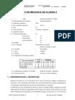 Sílabo Mecánica de Fluidos II 2011-I