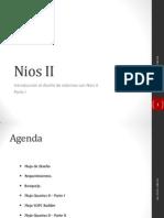First Nios II System
