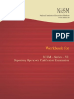 Feel free to download all NISM Study Material & NISM Workbook Download