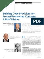 PCI-NovDec03 Building Code History
