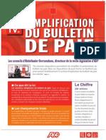 ADP Social Info