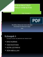 Klasifikasi Kalimat Dan Pen Desk Rips Ian Struktur Kalimat