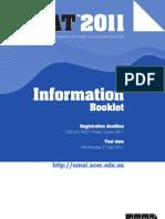 UMAT Info Book 11