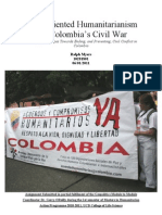 Goal-Oriented Humanitarianism and Colombia's Civil War