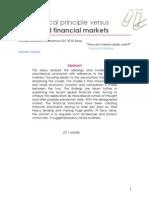Determinants of Interest Rates in Money Market