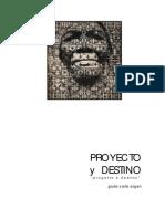 progetto e destino