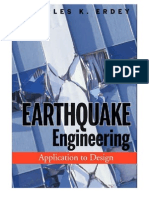 Earthquake Engineering Application to Design