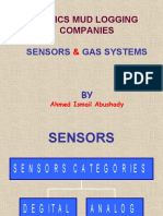 Basics Mud Logging Sensors