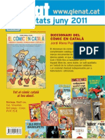 Novetats Glénat juny 2011