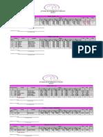 Resultados 8a Prova Local Apuramento CRAD TAD 2011 Terceira