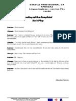 English Conversations For Waiters Waiting Staff Restaurants