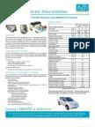 Product Sheet Geared Motor