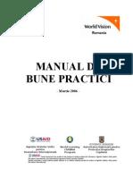 Manual Bune Practici Valcea 0-6ani 2006