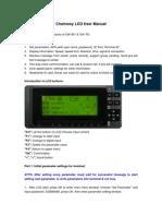 LCD User Manual - Chainway
