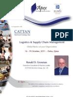 MP - 09 Logistics & Supply Chain Management - Doha
