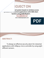 Security Integrated System Based on Wireless Access Protocol