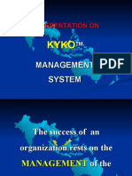 KYKO - A people Management System with its own Psychometric Personality Assessment Tests