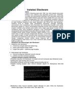 Instalasi Slackware