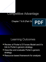 Competitive Advantage 2