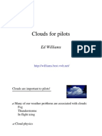 Clouds for Pilot
