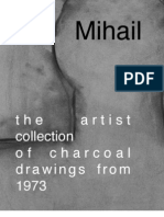 Mihail. Charcoal