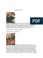 oróscopo das Árvores