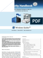 PC Security Handbook 2nd