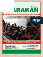 Arakan January 2011