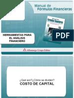 Pres Herramientas Para El Analisis Financiero