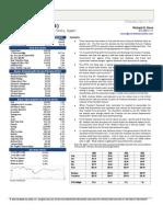 Goldman Sachs Report by Richard Bove