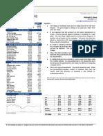 Richard Bove's Sell Rating on Goldman Sachs
