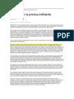 Waisword El Error de La Prensa Militante