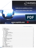 Mobility - Chine Pour 2011-2012