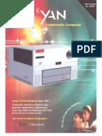 K Yan Brochure