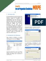 Manual MRPE