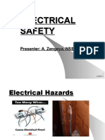 Electrical Safety 2011