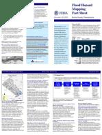 Bucks County Flood Hazard Mapping Fact Sheet
